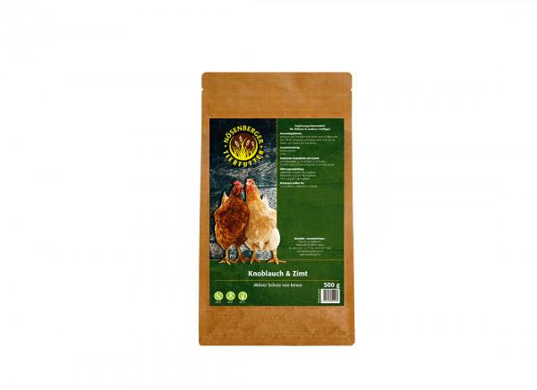 Knoblauch & Zimt, 500 g