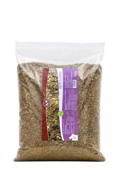 Zucht & Schau, 3,5 kg / NEU: Soja frei von Gentechnik