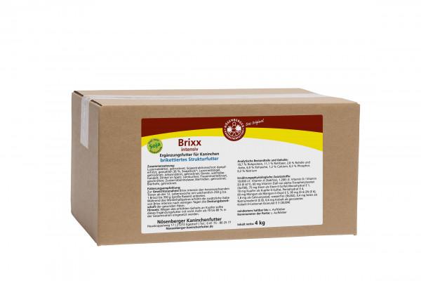 Brixx intensiv 2 Pakete - NEU: Soja frei von Gentechnik